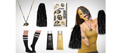 Colorado Buffaloes Fan Gear Kit