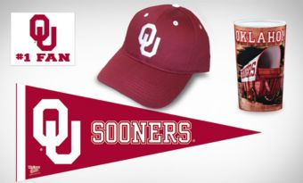 Oklahoma Sooners Collegiate Care Package