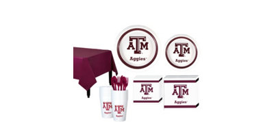 Texas A&M Aggies Basic Fan Kit