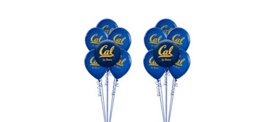 Cal Bears Balloon Kit