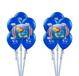 Kansas Jayhawks Balloon Kit