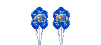 Kansas Jayhawks Balloon Kit