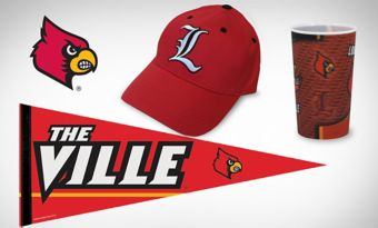 Louisville Cardinals Collegiate Care Package