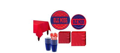 Ole Miss Rebels Basic Fan Kit
