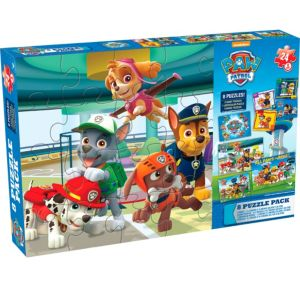 PAW Patrol Puzzle Pack 8ct