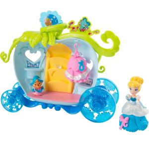 Bibbidi Bobbidi Carriage Cinderella Playset 11pc