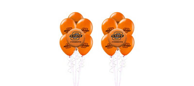 Oklahoma State Cowboys Balloon Kit
