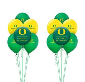 Oregon Ducks Balloon Kit