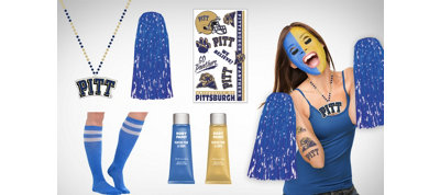 Pittsburgh Panthers Fan Gear Kit