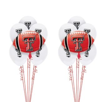 Texas Tech Red Raiders Balloon Kit