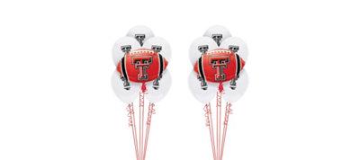 Texas Tech Red Raiders Balloon Kit