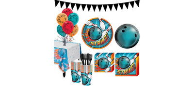 Bowling Super Party Kit