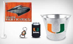 Miami Hurricanes Alumni Kit