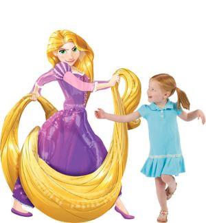 Rapunzel Balloon - Giant Gliding
