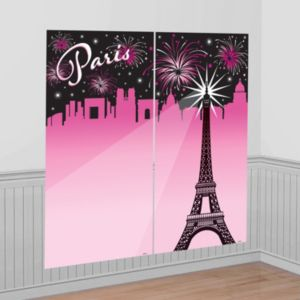A Day in Paris Scene Setter 2pc