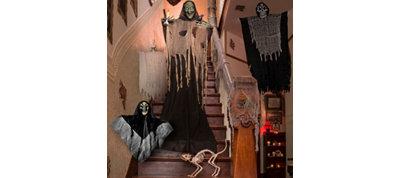 Frightful Flying Props Decorating Kit