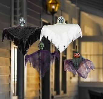 Scary Hanging Decorating Kit