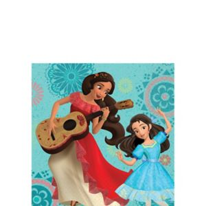 Elena of Avalor Beverage Napkins 16ct