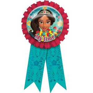 Elena of Avalor Award Ribbon