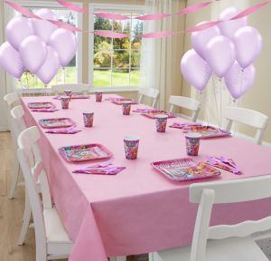 Pink PAW Patrol Basic Party Kit for 8 Guests