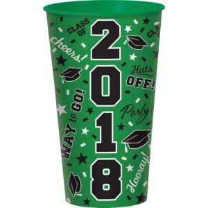 Green 2017 Graduation Cup