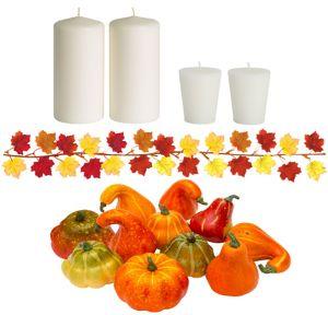 Festive Fall Centerpiece Kit