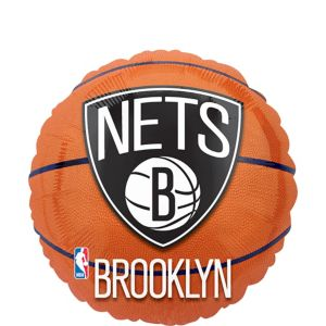 Brooklyn Nets Balloon - Basketball