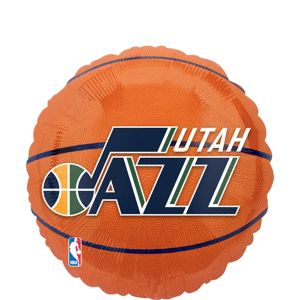 Utah Jazz Balloon - Basketball