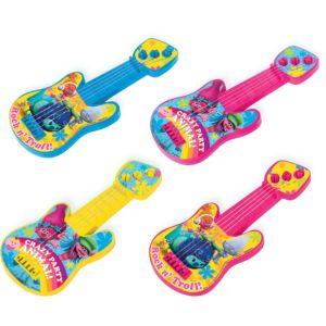 Trolls Mini Guitars 8ct