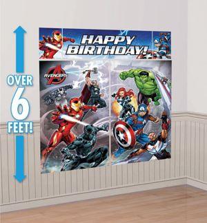 Avengers Scene Setter 5pc