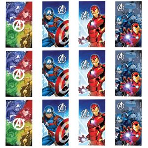 Avengers Notepads 12ct