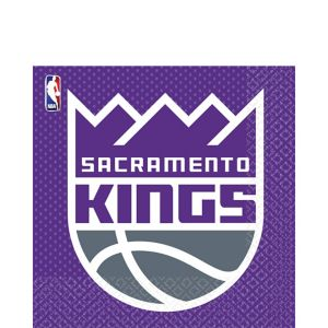 Sacramento Kings Lunch Napkins 16ct