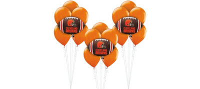Cleveland Browns Balloon Kit