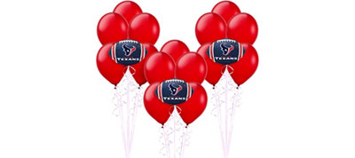 Houston Texans Balloon Kit