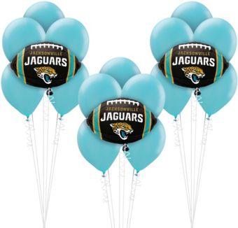 Jacksonville Jaguars Balloon Kit