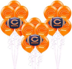 Chicago Bears Balloon Kit