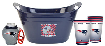 New England Patriots Drink Kit