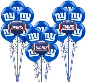 New York Giants Balloon Kit