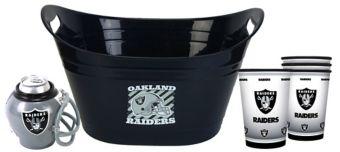 Oakland Raiders Drink Tailgate Kit