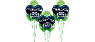 Seattle Seahawks Balloon Kit