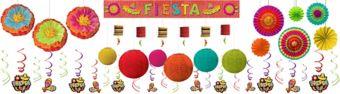 Bright Fiesta Deluxe Decorating Kit