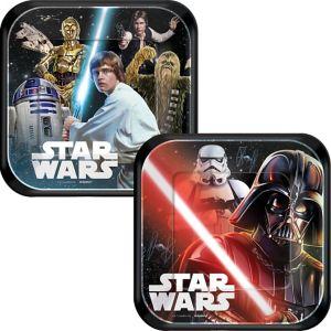 Star Wars Dessert Plates 8ct