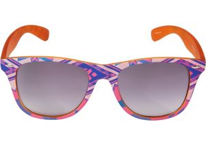 Retro Orange & Pink Sunglasses