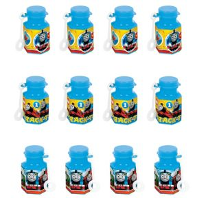 Thomas the Tank Engine Mini Bubbles 12ct