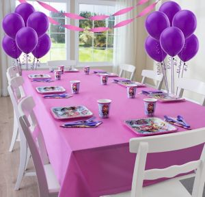 Little Charmers Basic Party Kit for 8 Guests