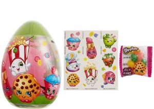 Giant Shopkins Candy-Filled Easter Egg
