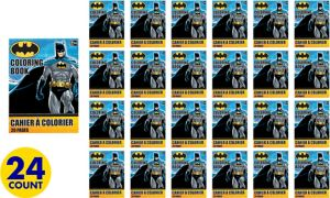 Batman Coloring Books 24ct