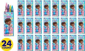 Doc McStuffins Crayon Boxes 24ct