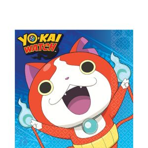 Yo-Kai Watch Lunch Napkins 16ct