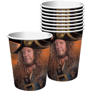 Pirates of the Caribbean Cups 8ct